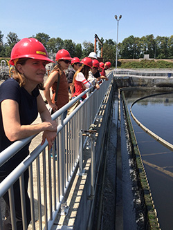 Treatment Plant Tour