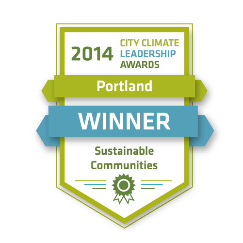 City climate leadership award