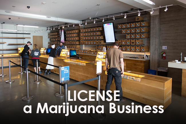 CLick Here to License a Business