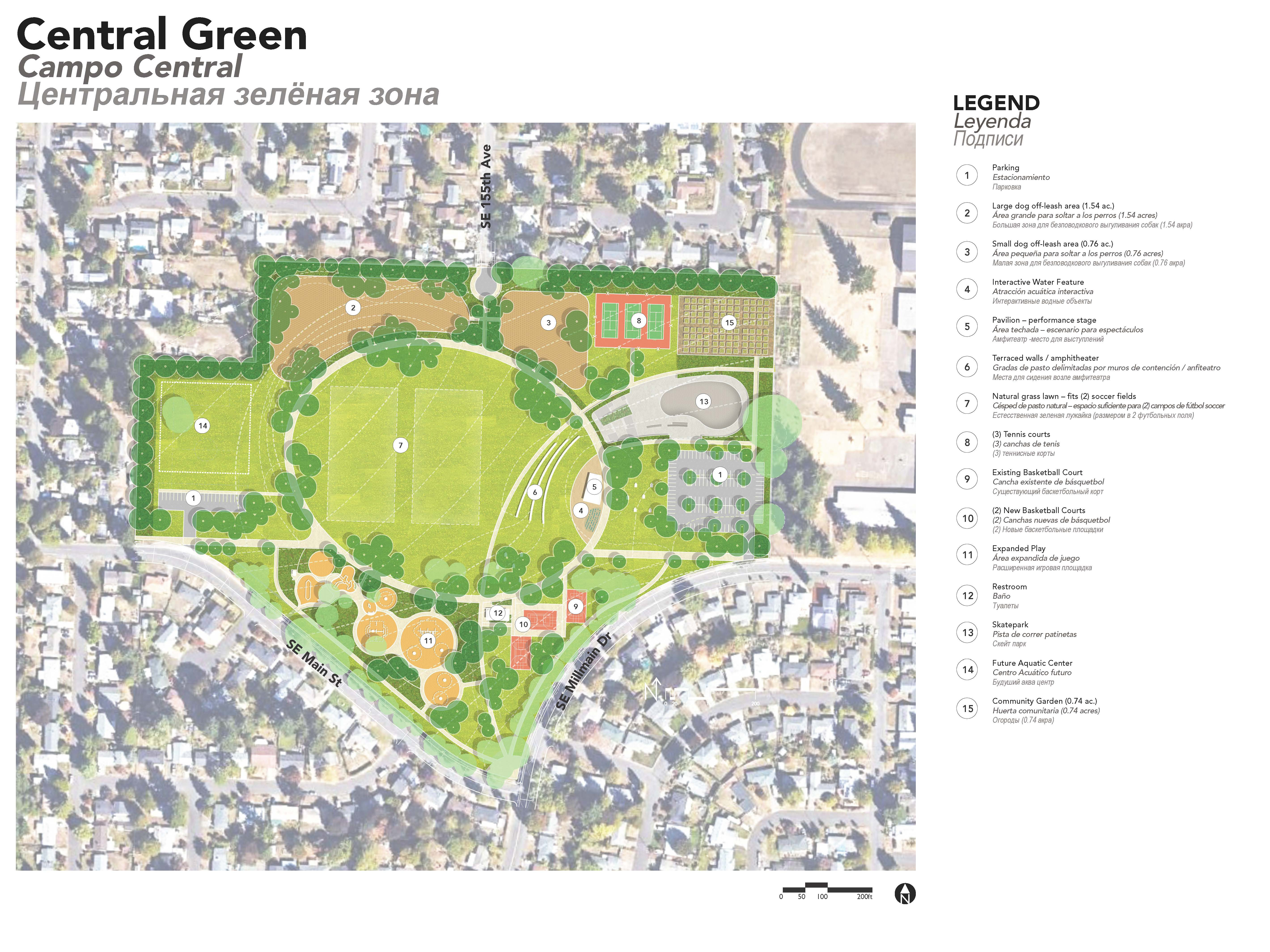 Central Green