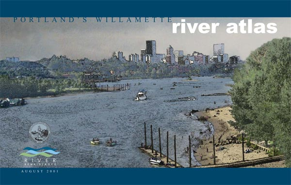 Willamette River Atlas: Complete