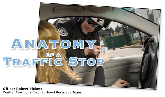 Anatomy of a Traffic Stop