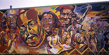 Original art mural permits the city of portland oregon for Define mural painting