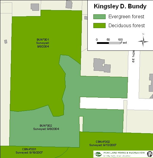 Kingsley D. Bundy Property
