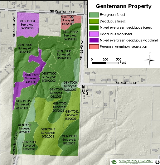Gentemann Property