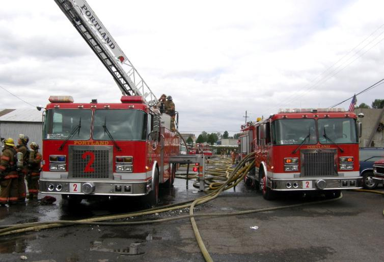 Know The Difference Between Fire Trucks And Fire Engines