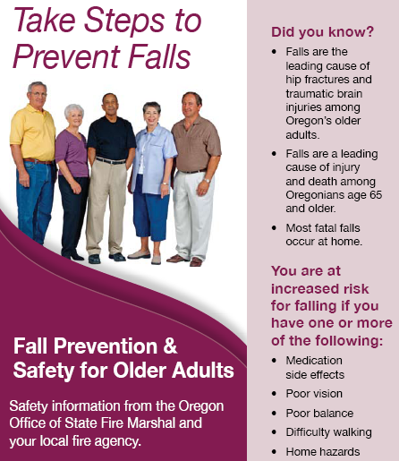 fall prevention program for elderly in dc Recent studies have shown that such programs can reduce the rate of falls in the elderly in one study, 34 the interactive group had a relative risk of falling of 039 compared with the control group.