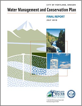 Cover of Water Management and Conservation Plan