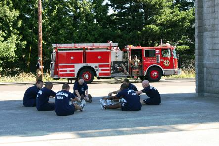 Follow The Journey To Becoming A Portland Firefighter