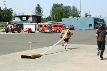 Firefighters Begin Annual Physical Fitness Testing Fire