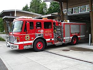 Fire Station Inside