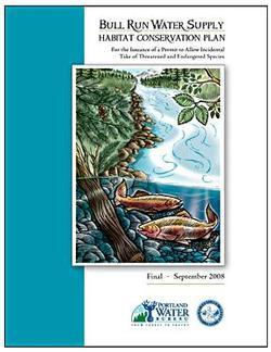 Habitat Conservation Plan report cover