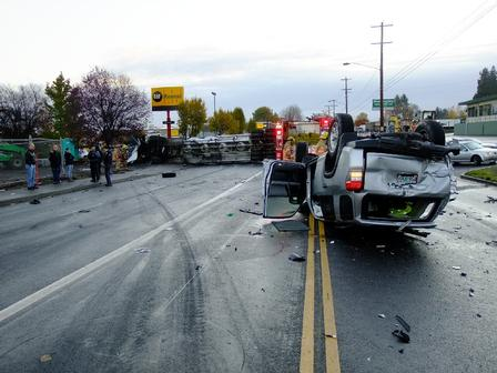 NEWS RELEASE 11/25/11: Portland Firefighters Perform Somber