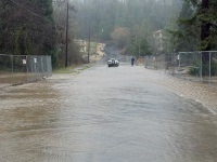 Johnson Creek Flooding