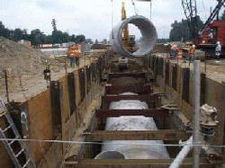 big pipe construction