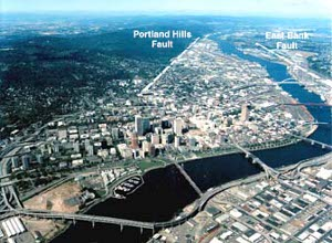 Portland's Earthquake Faults
