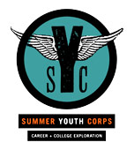 Summer Youth Corps logo
