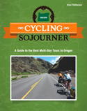 Cover photo of Cycling Sojourner book