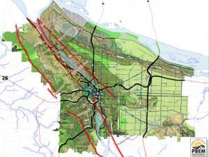 New Maps Show Portland S Natural Hazards By Neighborhood Fire Blog