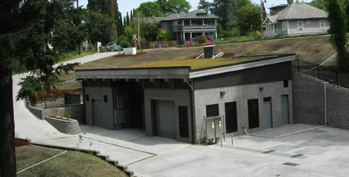 Sellwood CSO Pump Station