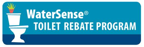 WaterSense Toilet Rebate Program Banner