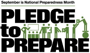 Preparedness Month 2012