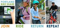 Portland Bike Share picture