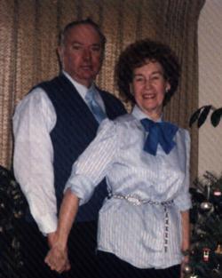 Robert and Frieda Wheatley
