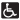 Wheelchair accessable facility