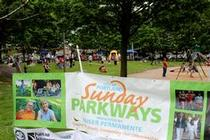 Sunday Parkway banner
