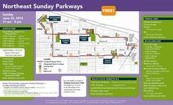 Sunday Parkways Brochure