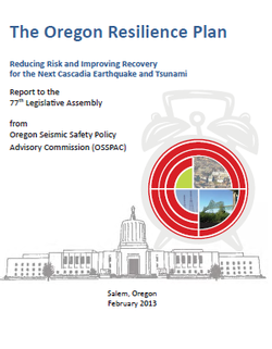 Oregon Resilience Plan
