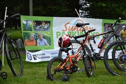 Banner with Bikes