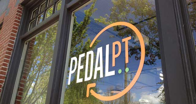 Pedal PT office