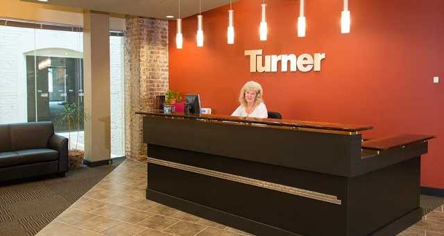 Turner office