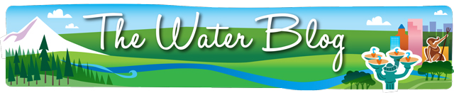 Water Blog logo