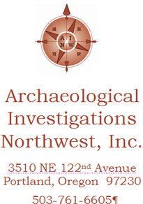 Archaeological Investigations logo