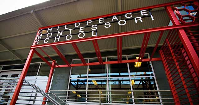 Childpeace entrance