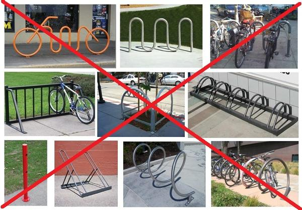Installing Bicycle Parking Bicycle Parking The City Of