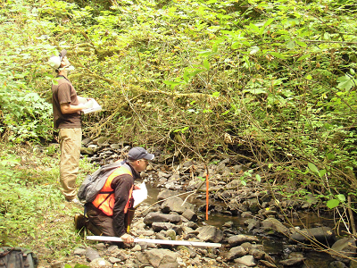 watershed monitoring