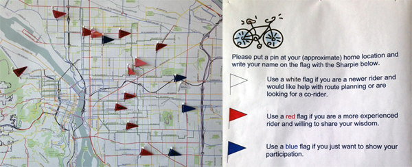 BPS Bike Buddies map