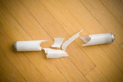 How To Clean Up A Broken Fluorescent Bulb Blog The