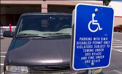 New Disabled Parking Rules