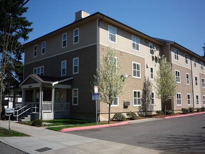 Council on Aging low income senior housing