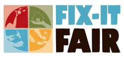 Fix-It Fair logo