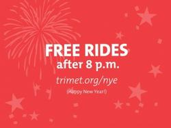 Free Rides after 8 pm_trimet.org/nye