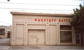 the former Wagstaff Battery facility