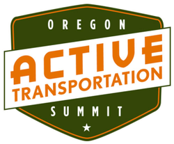 Oregon Active Transportation Summit logo