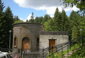 Reservoir 3 with Gate House 3: Existing