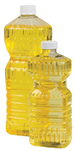 Cooking oil in sealed containers
